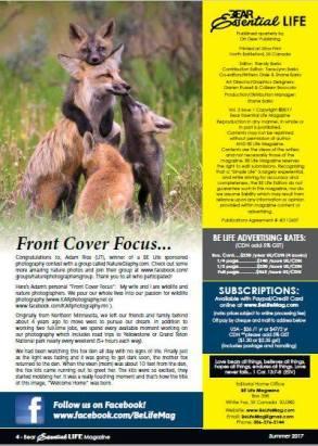 "Be Life Magazine Sample #2 ""Family Matters"""